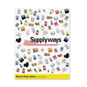 Supplyways Industrial cleaning and building products Catalog from WCP Solutions