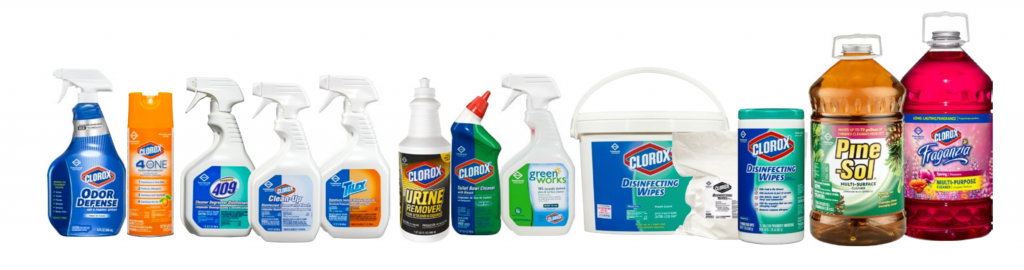 clorox professional cleaning supplies