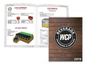 2019 WCP Beverage Supply Catalog - for Beverage Producers