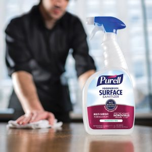 Food Service Sanitizer by Purell
