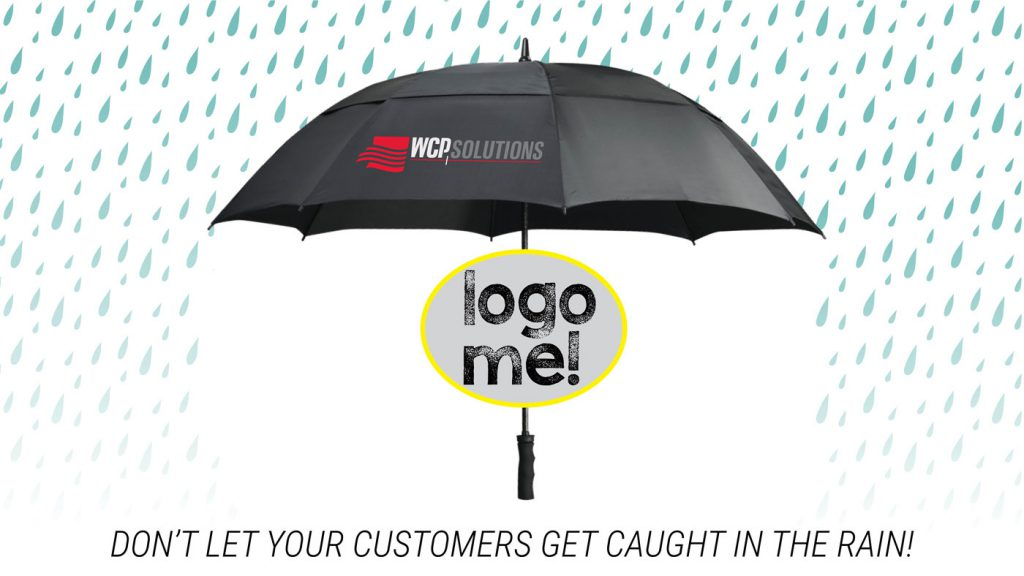Spring Umbrella and outerwear - Promo Merch from WCP