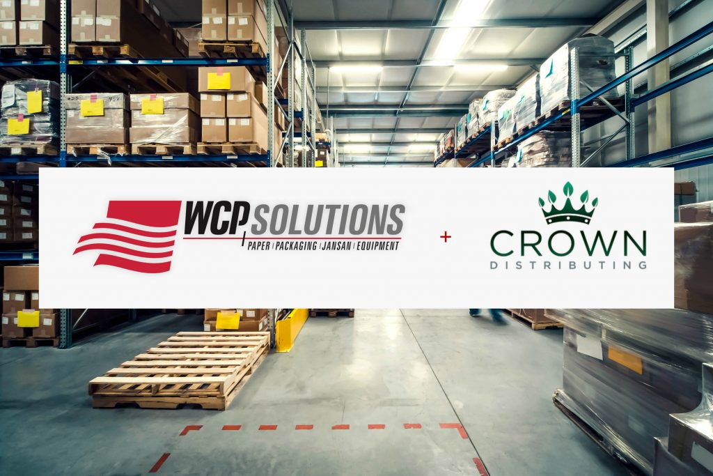 WCP Solutions has purchased Crown Distributing in Sacramento, California