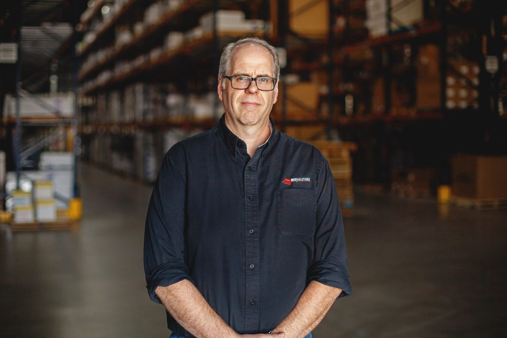 Portrait of Shawn Briggs - Merchandising Manager at WCP Solutions in Spokane, Washington