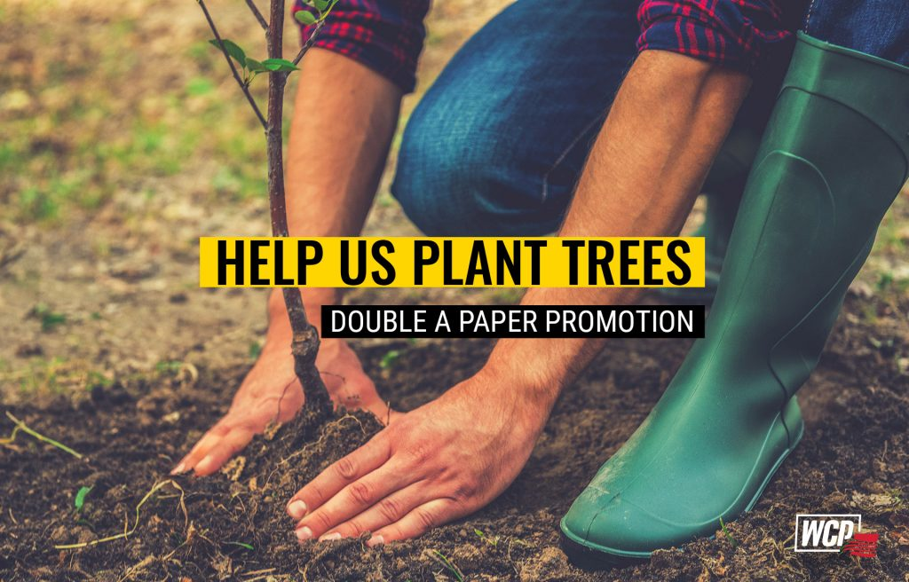 Plant Trees with Double A and WCP Solutions