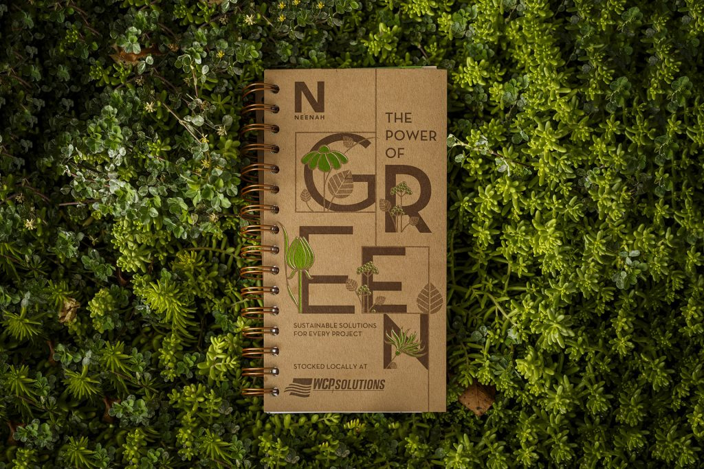 The Power of Green - from Neenah Paper and WCP Solutions
