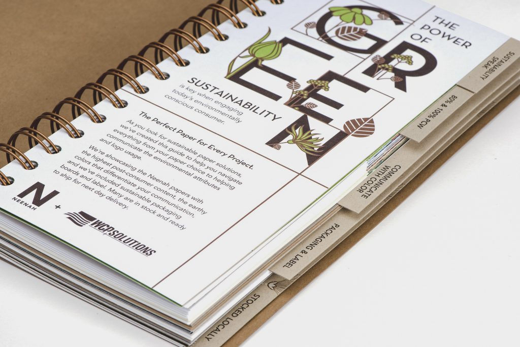 Power of Green - Perfect Environmentally Friendly Paper for Every Project